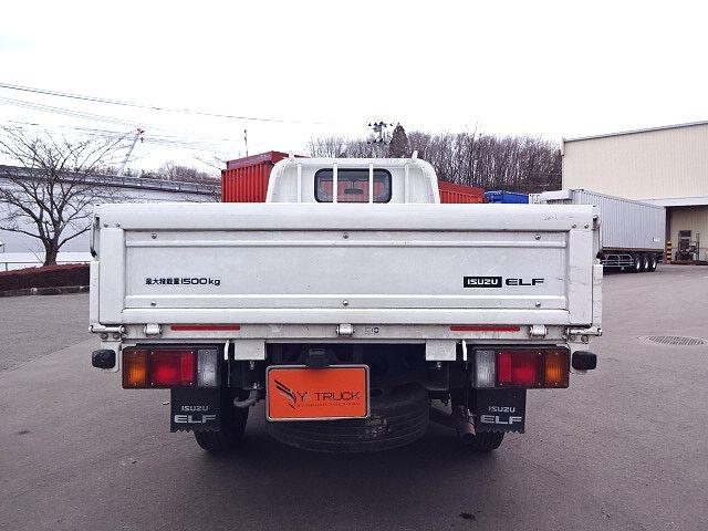 いすゞ H28 エルフ 4WD 平ボディ 1.5万km ★ 画像7