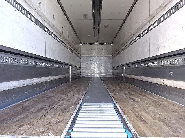 いすゞ H26 ギガ 4軸低床アルミウィング 格納PG 画像7