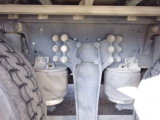 いすゞ H26 ギガ 4軸低床アルミウィング 格納PG 画像16