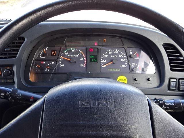いすゞ H26 ギガ 4軸低床アルミウィング 格納PG 画像19