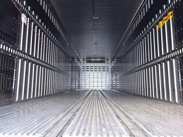 三菱 スーパーグレート 冷凍車 サイド観音扉 キーストン 画像10