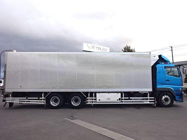 三菱 スーパーグレート 冷凍車 サイド観音扉 キーストン 画像5