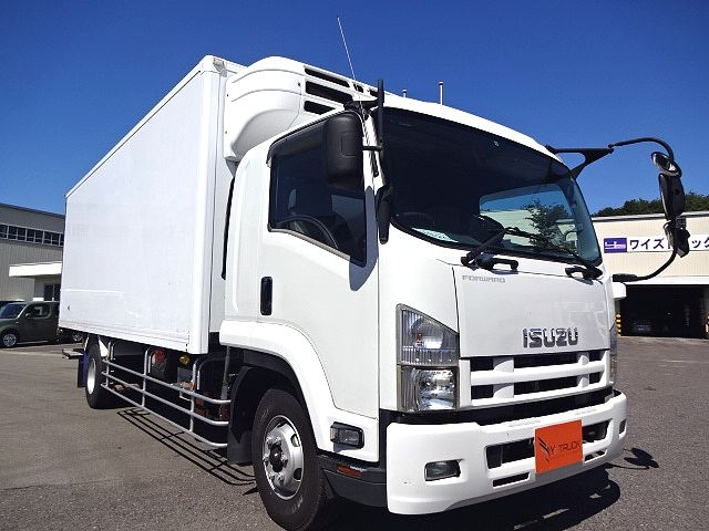 いすゞ H19 フォワード 増トン 冷凍車 格納PG ★ 画像3