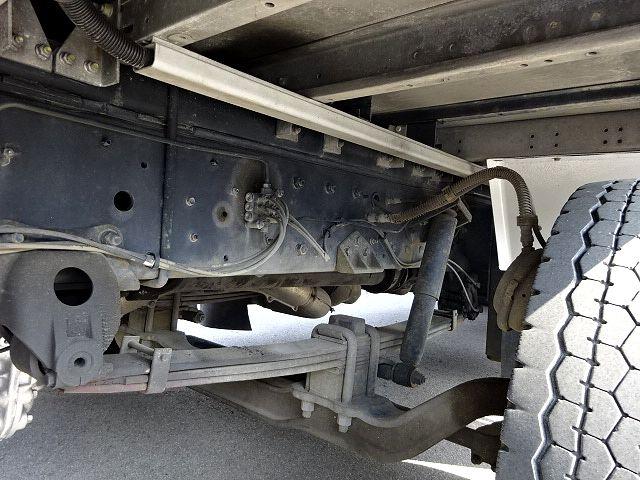 UD H22 クオン 4軸低床アルミウィング 実走行 画像19