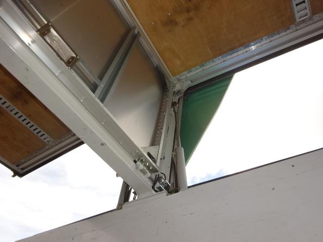 いすゞ H24 ギガ ハイルーフ 4軸低床アルミウィング 画像13