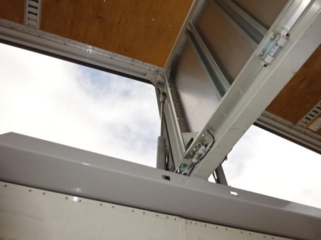 いすゞ H24 ギガ ハイルーフ 4軸低床アルミウィング 画像14