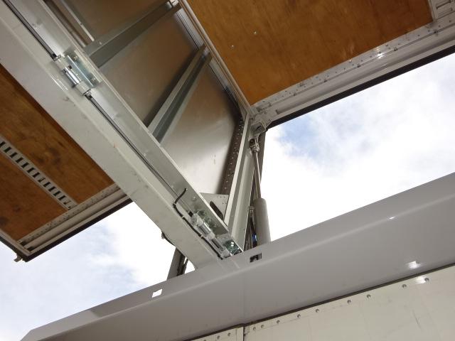 いすゞ H24 ギガ ハイルーフ 4軸低床アルミウィング 画像15