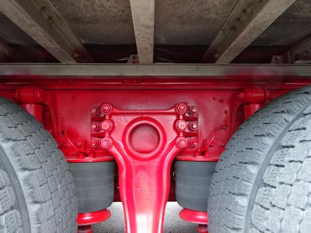 いすゞ H24 ギガ ハイルーフ 4軸低床アルミウィング 画像17