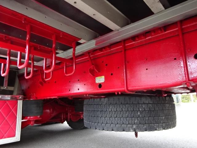 いすゞ H24 ギガ ハイルーフ 4軸低床アルミウィング 画像20