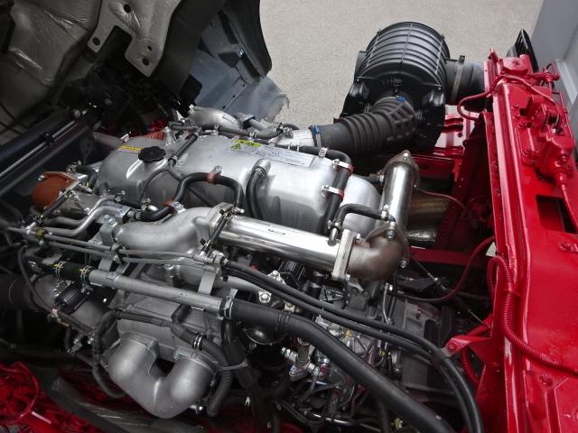 いすゞ H24 ギガ ハイルーフ 4軸低床アルミウィング 画像21