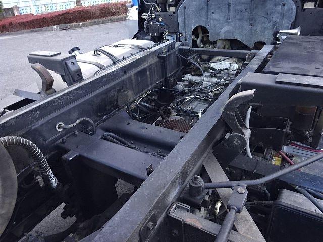 三菱 H22 スーパーグレート ダンプ 510X220★ 画像21