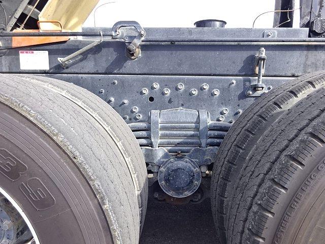 三菱 H25 スーパーグレート ダンプ 510X230★ 画像17