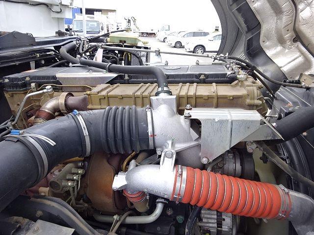 三菱 H25 スーパーグレート ダンプ 510X230★ 画像29