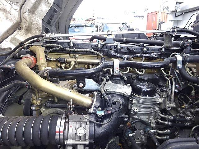 三菱 H25 スーパーグレート ダンプ 510X230★ 画像30