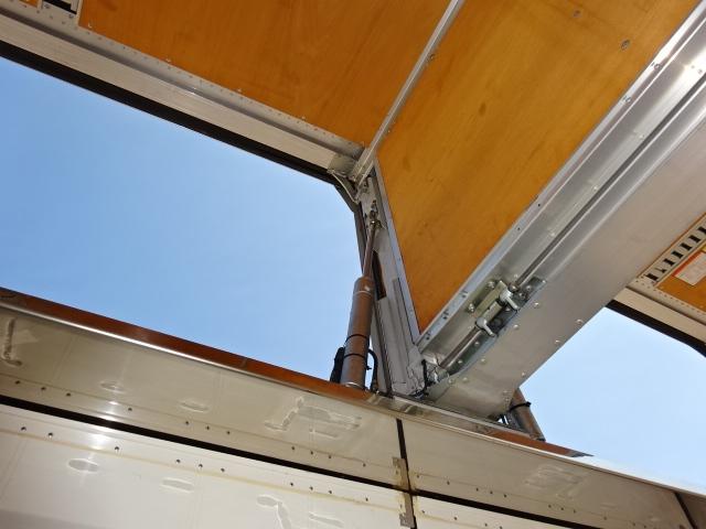 いすゞ H25 ギガ 4軸低床アルミウィング 画像14