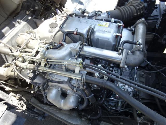 いすゞ H25 ギガ 4軸低床アルミウィング 画像22