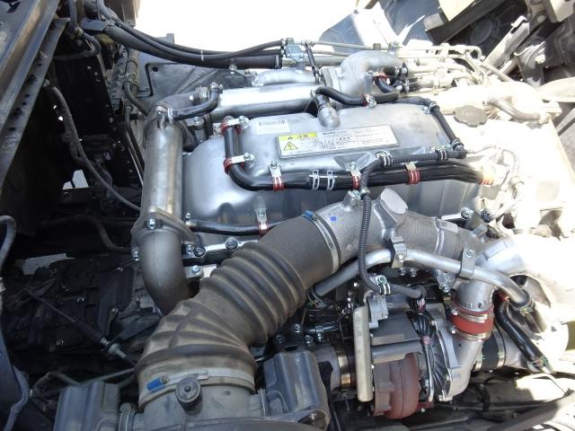 いすゞ H25 ギガ 4軸低床アルミウィング 画像23