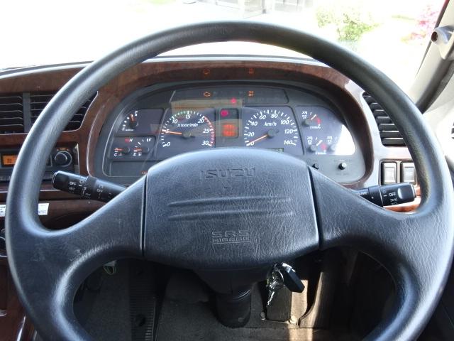 いすゞ H25 ギガ 4軸低床アルミウィング 画像25