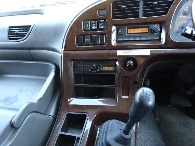 いすゞ H25 ギガ 4軸低床アルミウィング 画像27