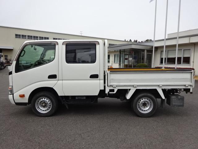 トヨタ H23 トヨエース 4WD Wキャブ  画像4