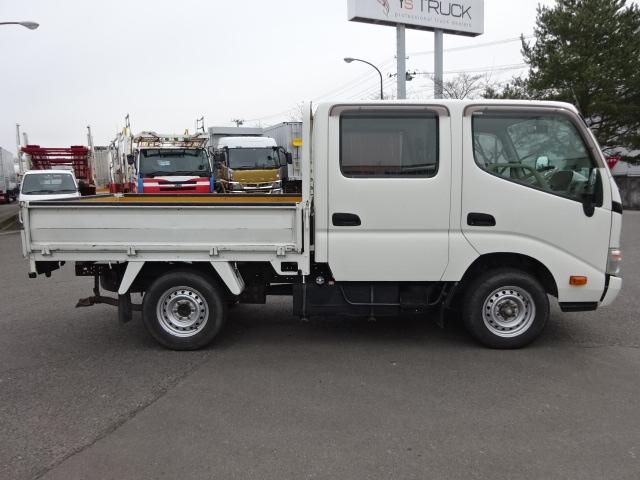 トヨタ H23 トヨエース 4WD Wキャブ  画像5