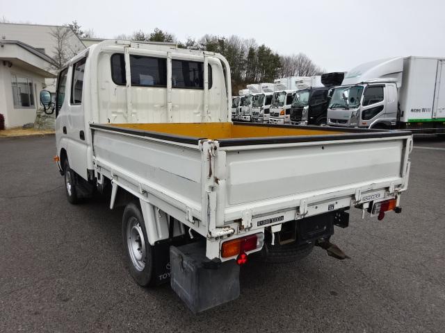 トヨタ H23 トヨエース 4WD Wキャブ  画像6