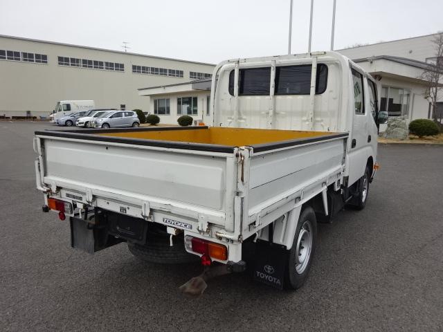 トヨタ H23 トヨエース 4WD Wキャブ  画像8