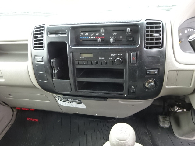 トヨタ H23 トヨエース 4WD Wキャブ  画像20