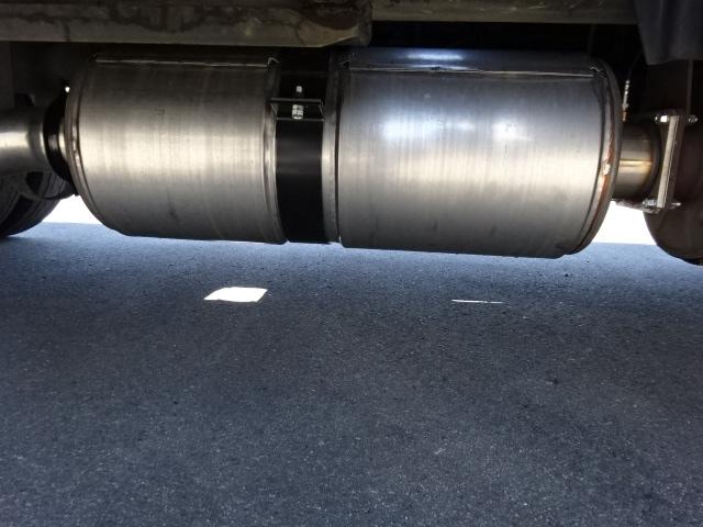 三菱 H21 スーパーグレート 4軸 平 アルミブロック 画像14