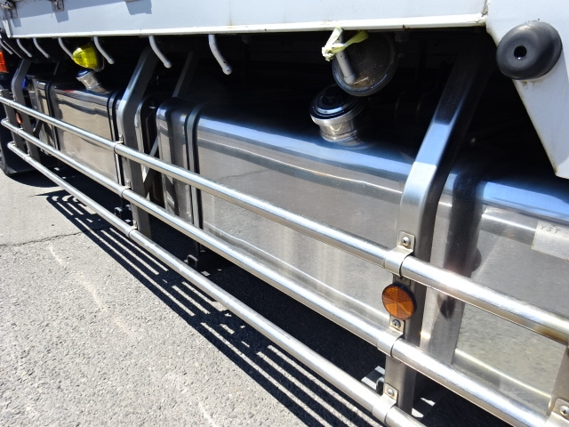 三菱 H21 スーパーグレート 4軸 平 アルミブロック 画像16
