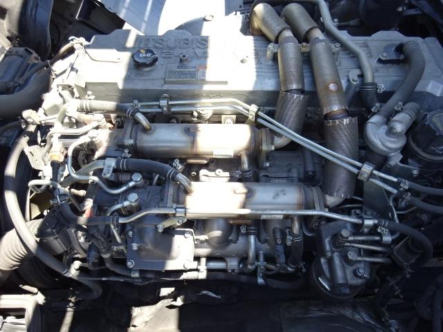 三菱 H21 スーパーグレート 4軸 平 アルミブロック 画像22