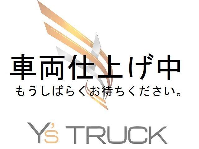 三菱 スーパーグレート ハイルーフ ダンプ 車検付 画像2