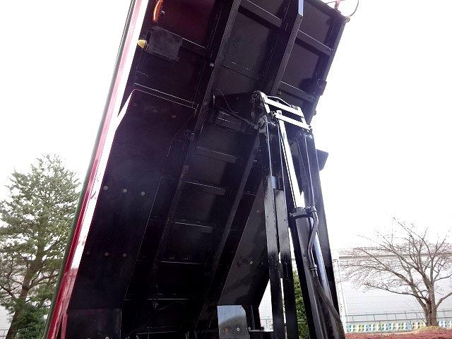 三菱 スーパーグレート ハイルーフ ダンプ 車検付 画像11