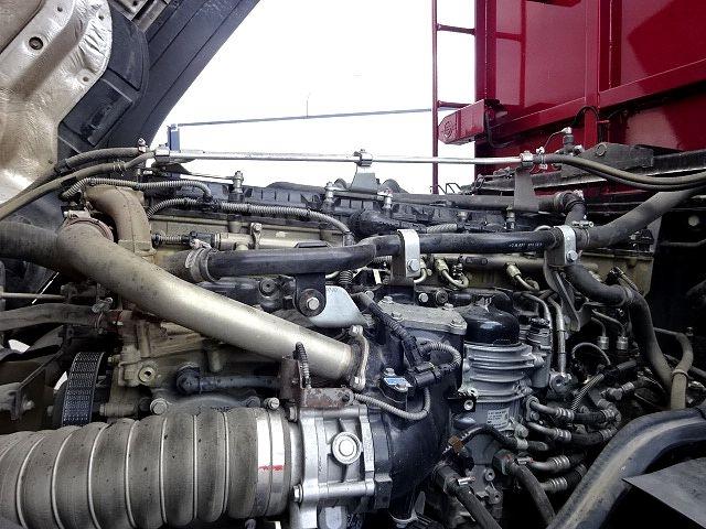 三菱 スーパーグレート ハイルーフ ダンプ 車検付 画像16