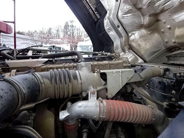 三菱 スーパーグレート ハイルーフ ダンプ 車検付 画像17