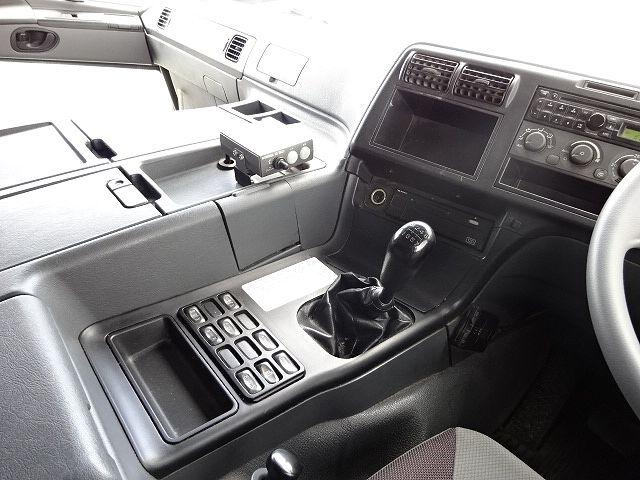 三菱 スーパーグレート ハイルーフ ダンプ 車検付 画像22