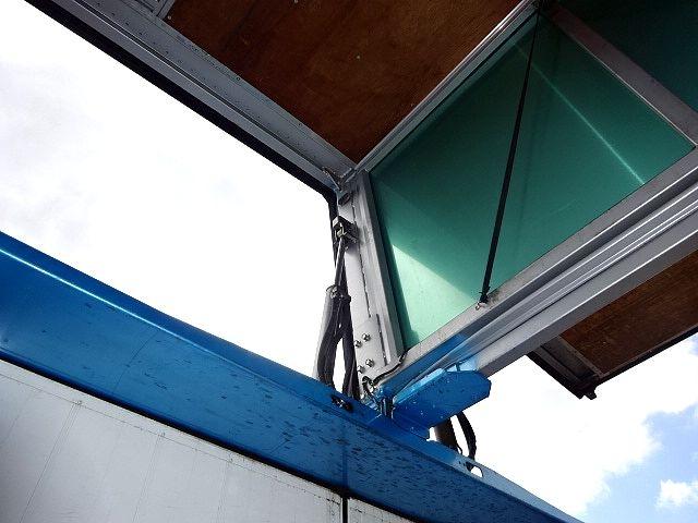 三菱 H20スーパーグレート ハイルーフ アルミウィング 画像15