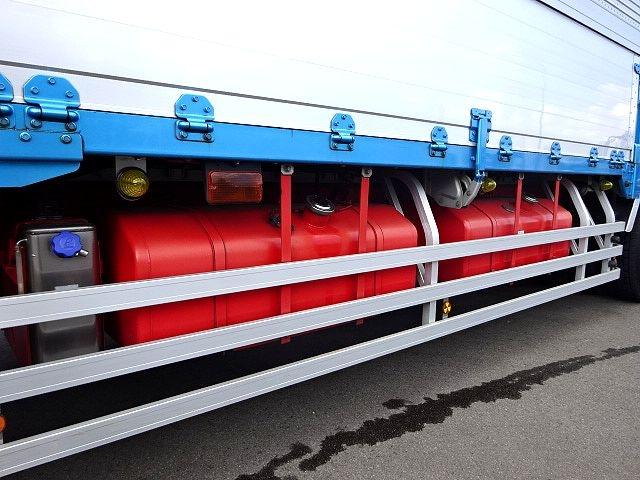 三菱 H20スーパーグレート ハイルーフ アルミウィング 画像21
