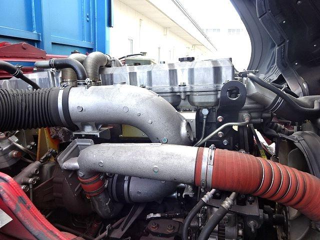 三菱 H20スーパーグレート ハイルーフ アルミウィング 画像22