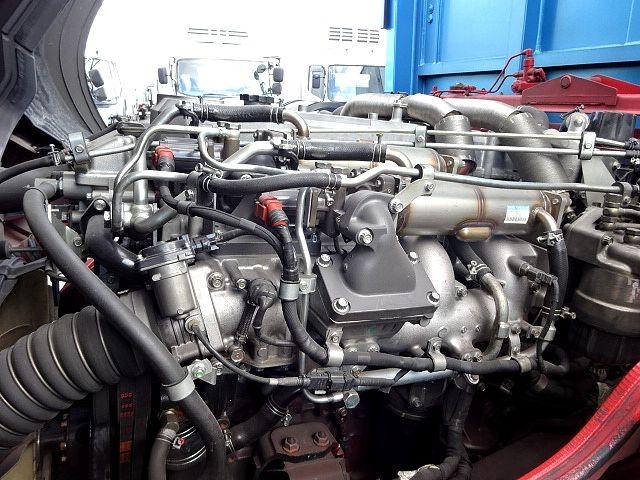 三菱 H20スーパーグレート ハイルーフ アルミウィング 画像23