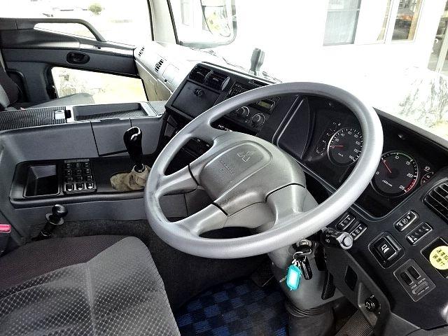 三菱 H20スーパーグレート ハイルーフ アルミウィング 画像24