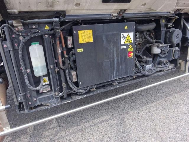 三菱 H27 スーパーグレート 冷凍車 サイド観音扉 ★ 画像16
