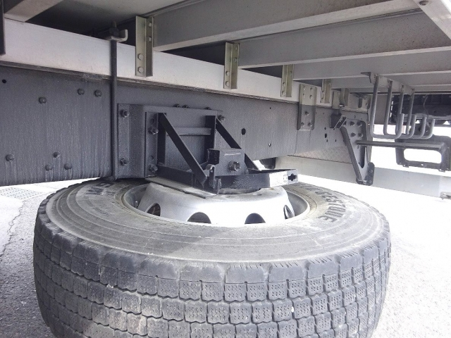 三菱 H27 スーパーグレート 冷凍車 サイド観音扉 ★ 画像20