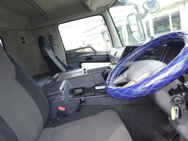 三菱 H27 スーパーグレート 冷凍車 サイド観音扉 ★ 画像22
