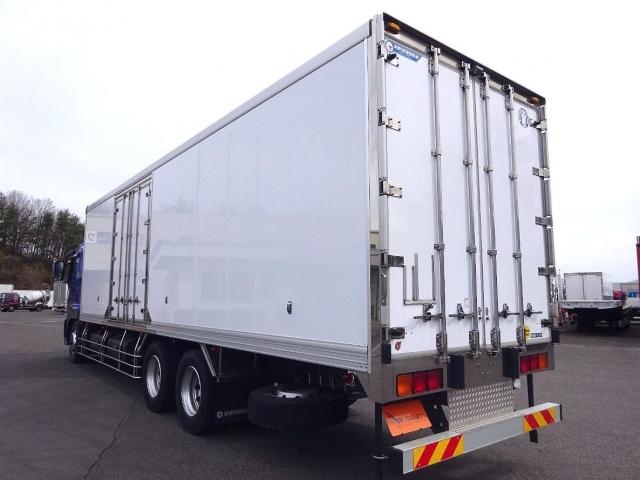 三菱 H27 スーパーグレート 冷凍車 サイド観音扉 ★ 画像8