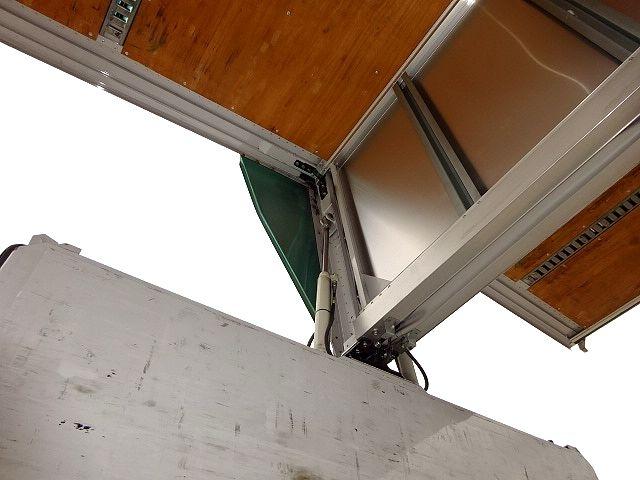 日野 プロフィア ハイルーフ 4軸低床アルミウィング 画像12