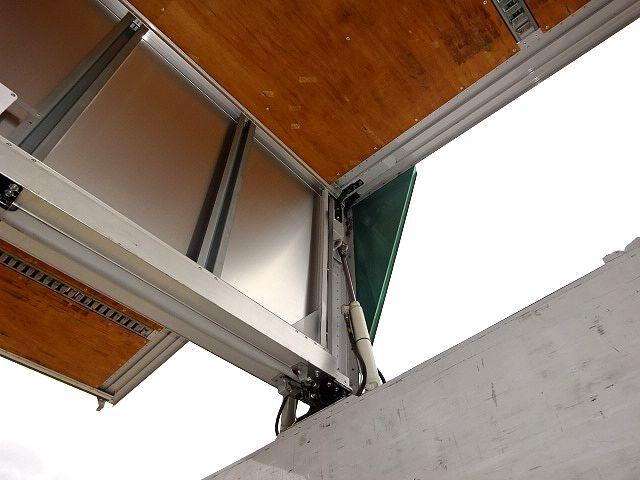 日野 プロフィア ハイルーフ 4軸低床アルミウィング 画像13