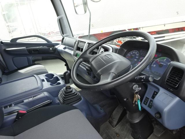 日野 レンジャー 低温冷凍車 キーストン ジョルダー 画像19