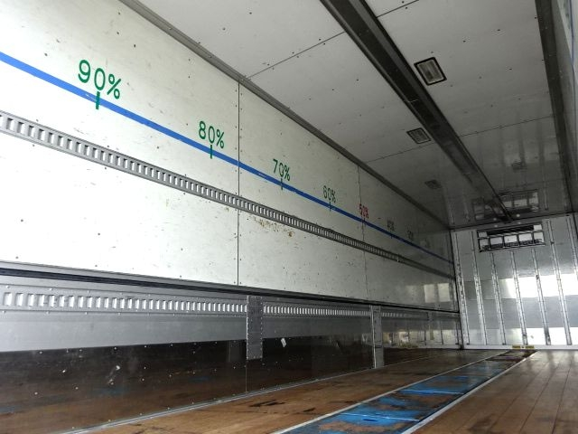 三菱 H21 スーパーグレート 4軸低床 冷凍ウィング 画像10