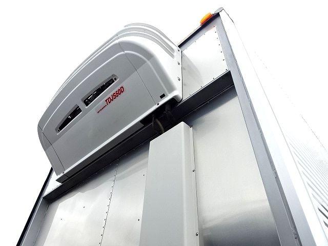 三菱 H21 スーパーグレート 4軸低床 冷凍ウィング 画像12